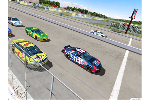 NASCAR Racing 4 Screens - IGN