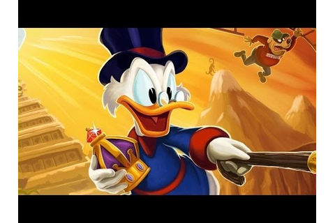 DuckTales Remastered - Transylvania - Cartoon Games for ...