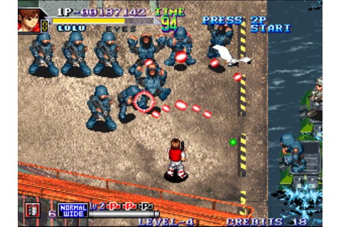 Shock Troopers 2nd Squad Review (Switch eShop / Neo Geo ...