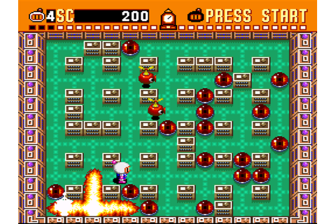 Super Bomberman Game Download | GameFabrique