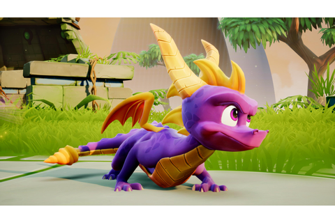 Spyro Reignited Trilogy officially announced, coming to ...