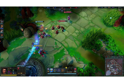EA's Dawngate Aims to Expand the Scope of the MOBA Genre