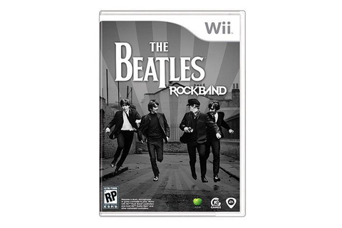 Beatles: Rock Band (Software Only) Wii Game - Newegg.com