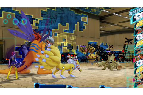 Digimon Story: Cyber Sleuth coming to North America in ...
