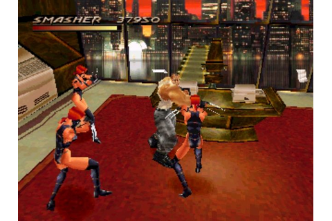 Fighting Force Screenshots for PlayStation - MobyGames
