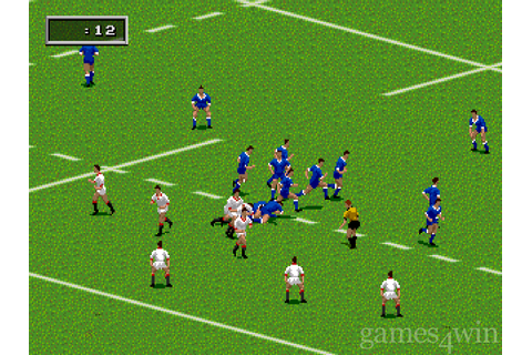 Rugby World Cup 95 Download - Games4Win