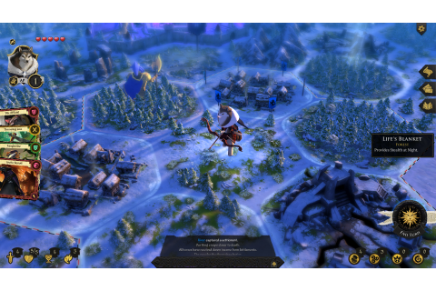 Armello Announced for Xbox One, New Characters | The Escapist