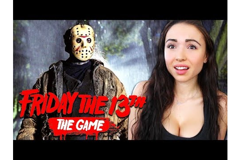 JASON IS BACK!! - FRIDAY THE 13TH GAME - YouTube