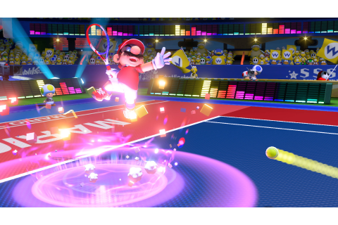 Nintendo Switch: Mario Tennis Aces