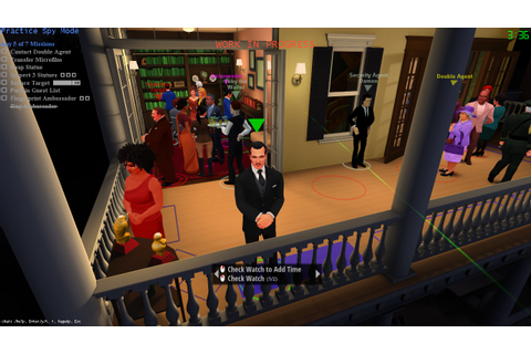 SpyParty - Download Game + Crack - 3DM-GAMES