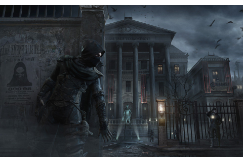 Thief Video Game HD, HD Games, 4k Wallpapers, Images ...