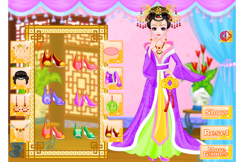 China princess games for girls - Android Apps on Google Play
