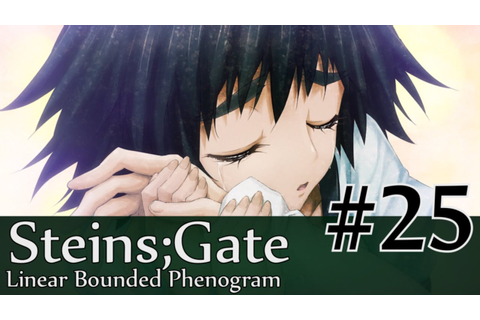Leave it to me - Steins;Gate Linear Bounded Phenogram #25 ...