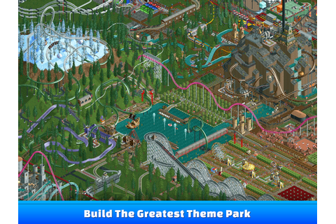 RollerCoaster Tycoon® Classic - Android Apps on Google Play