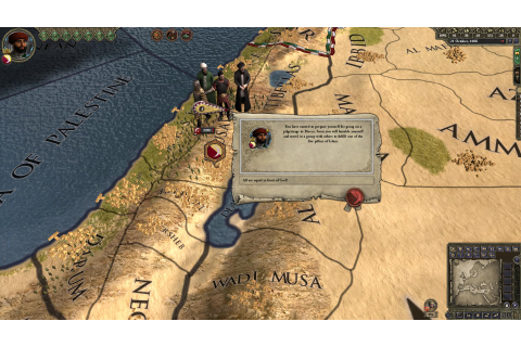 Download Crusader Kings II: Sons of Abraham Full PC Game