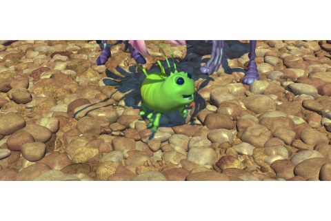 "Aphie, character from ""A Bug's Life"". 