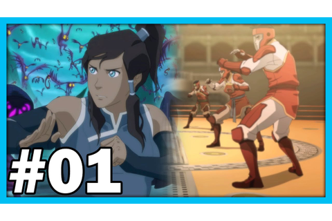 "Legend of Korra (video game) - Chapter 1 ""A New Era Begins ..."