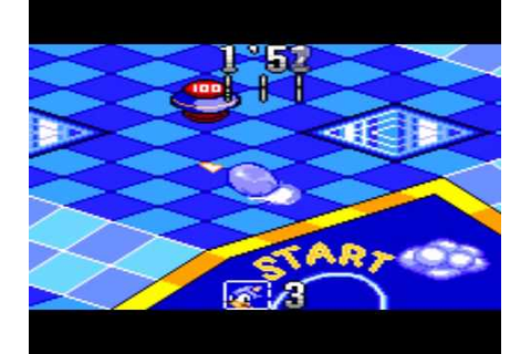 Sonic Labyrinth Game Sample - Game Gear - YouTube