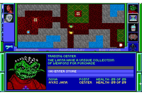 Download Hard Nova rpg for DOS (1990) - Abandonware DOS