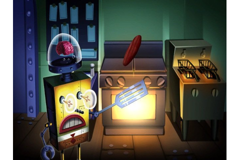 SpongeBob SquigglePants 3D (3DS) News, Reviews, Trailer ...