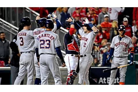World Series Game 4 takeaways: Astros' Jose Urquidy ...
