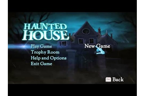 HAUNTED HOUSE - 2010 action horror game (PC version) - YouTube