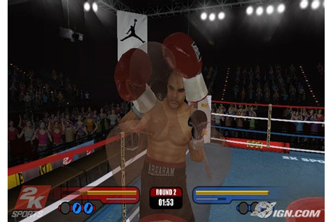 Don King Boxing Wii Review - IGN