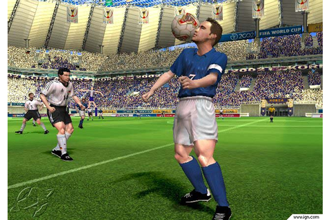 FIFA '02 World Cup Screenshots, Pictures, Wallpapers ...