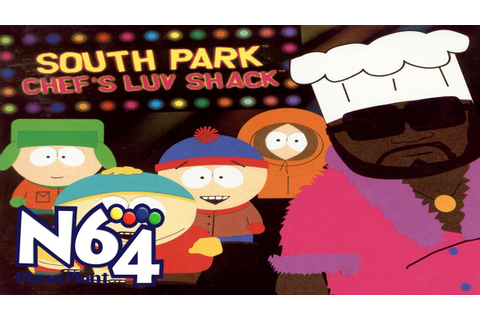 South Park Chefs Luv Shack - Nintendo 64 Review - HD - YouTube