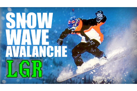LGR - Snow Wave Avalanche Review [Extreme Wintersports Pt ...