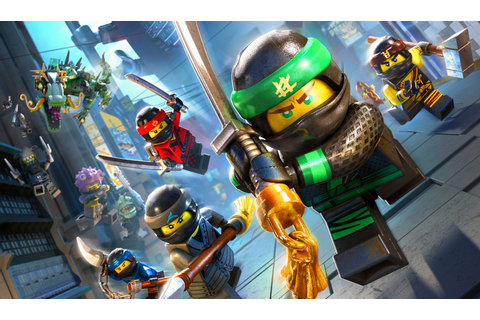 Video Game Review - The LEGO Ninjago Movie Video Game