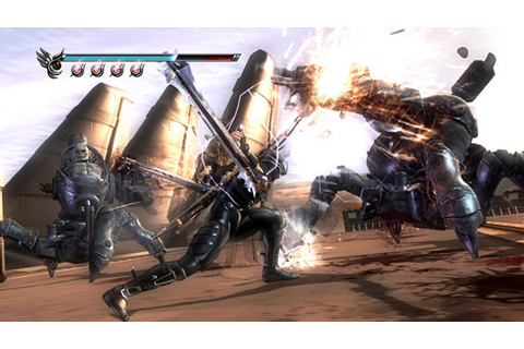 NINJA GAIDEN® SIGMA 2 Game | PS3 - PlayStation