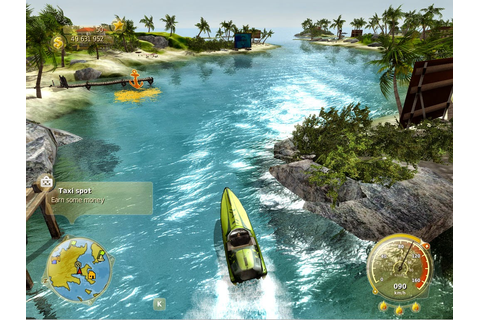 Aquadelic GT Game ~ PCGamesMACOS