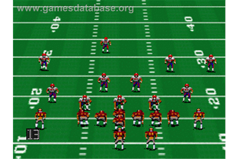John Madden Football '93 - Nintendo SNES - Games Database
