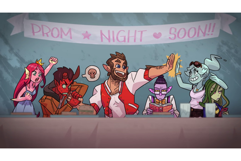 Monster Prom review | The Indie Game Website