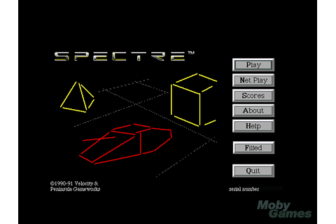 Download Spectre - My Abandonware