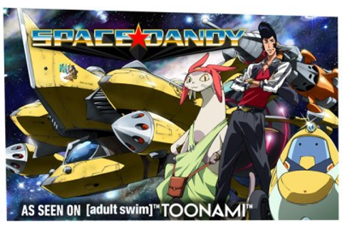 Seven Seas Kickstarts Space Dandy Strategy Game ...
