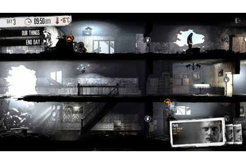 This War of Mine PC Gameplay | 1080p - YouTube