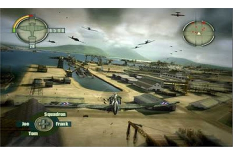 Blazing Angels Squadrons Of WWII Game - Free Download Full ...