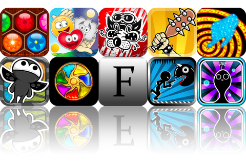 iOS Apps Gone Free: Flower Board, Happy Pillars, Dogfight ...
