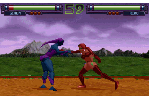 Download FX Fighter - My Abandonware