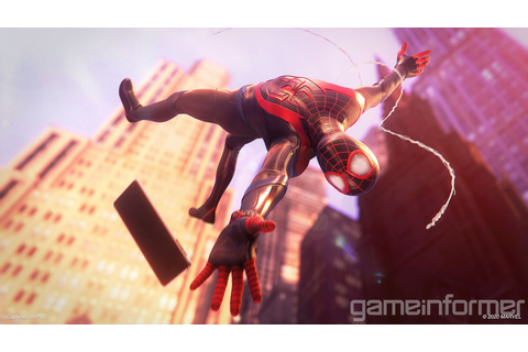 Marvel's Spider-Man: Miles Morales - first boss battle ...
