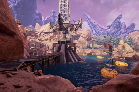 Obduction walkthrough: Mofang 3: Destroying the Bleeder ...