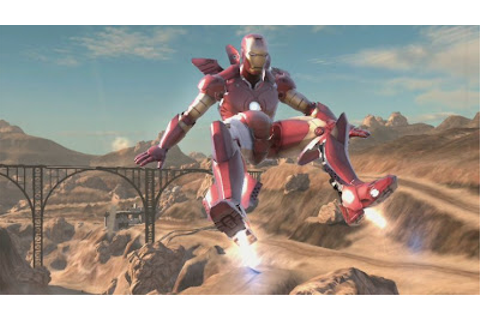 Iron Man 1 Game - Free Download Full Version For Pc