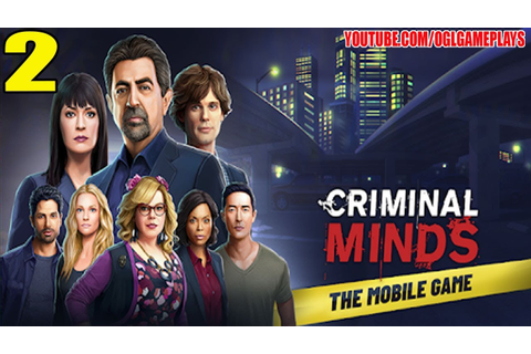 Criminal Minds: The Mobile Game Android/iOS Gameplay #2 ...