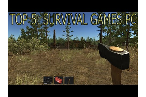 Top 5: Survival Games Pc 2013 Makv l - No Commentary - YouTube