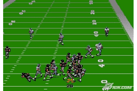Madden 94 Screenshots, Pictures, Wallpapers - Genesis - IGN