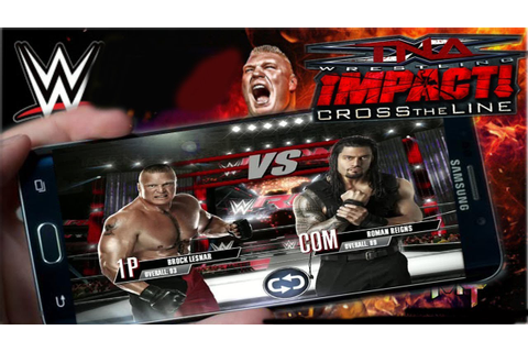 TNA Impact ANDROID Wrestling Game DOWNLOAD (37 MB) - YouTube