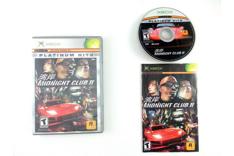 Midnight Club 2 game for Xbox (Complete) | The Game Guy