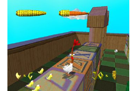 Mort the Chicken (2000) by AndNow for PS1